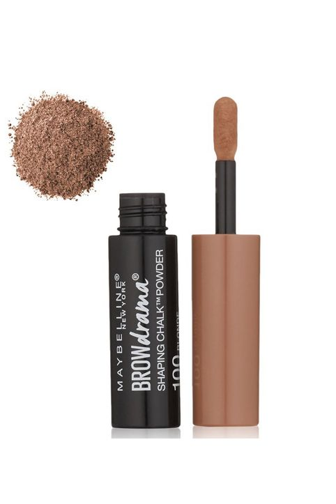 Beauty Basket - Maybelline Brow Drama Shaping Chalk Powder Dark Blonde