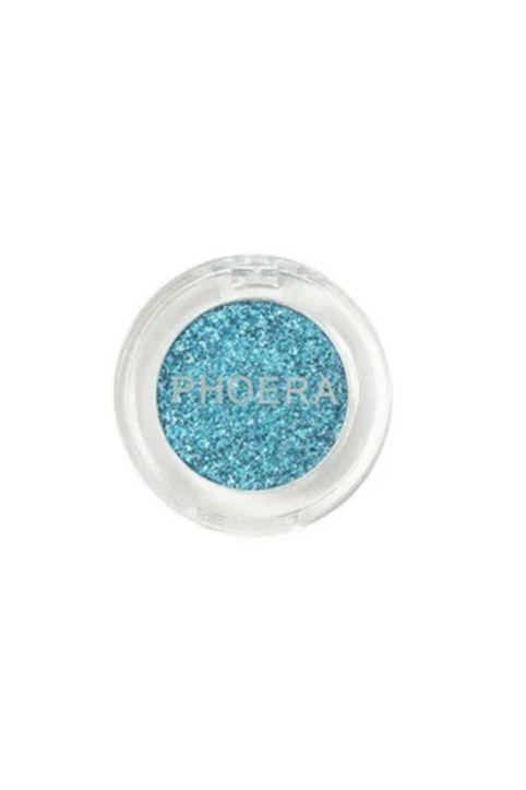 Beauty Basket - Phoera Cosmetics Glitter Eyeshadow Sky Blue 103 (2g)