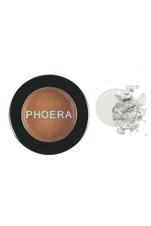 Beauty Basket - Phoera Cosmetics Matte Eyeshadow White 201 (3g)