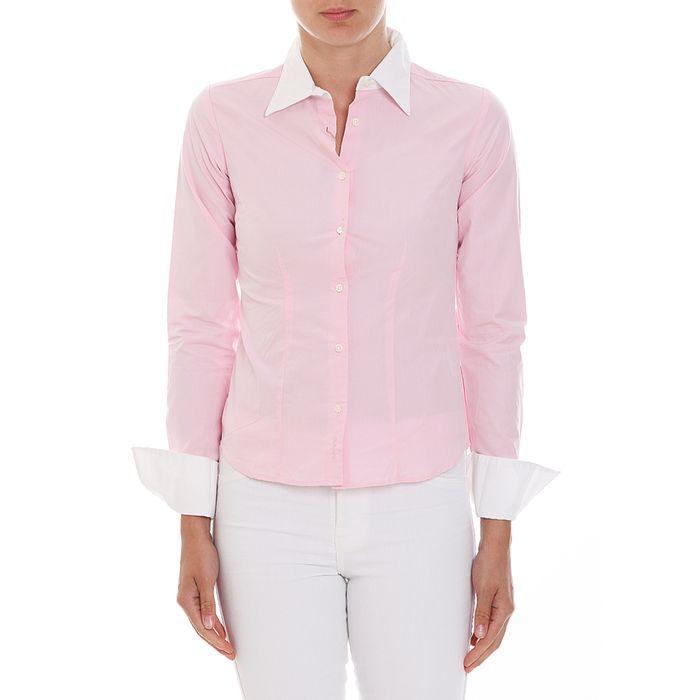Gant Woman - Γυναικείο Ροζ Πουκάμισο GANT