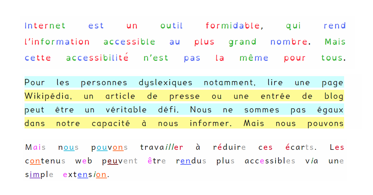 Pour un internet plus accessible : Aidodys Free