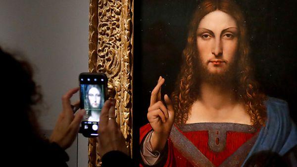 Hat Da Vinci wirklich das teuerste Gemälde gemalt?