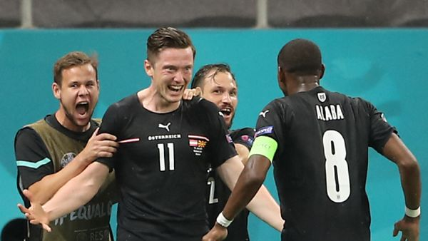 ÖFB-Team landet ersten EM-Sieg