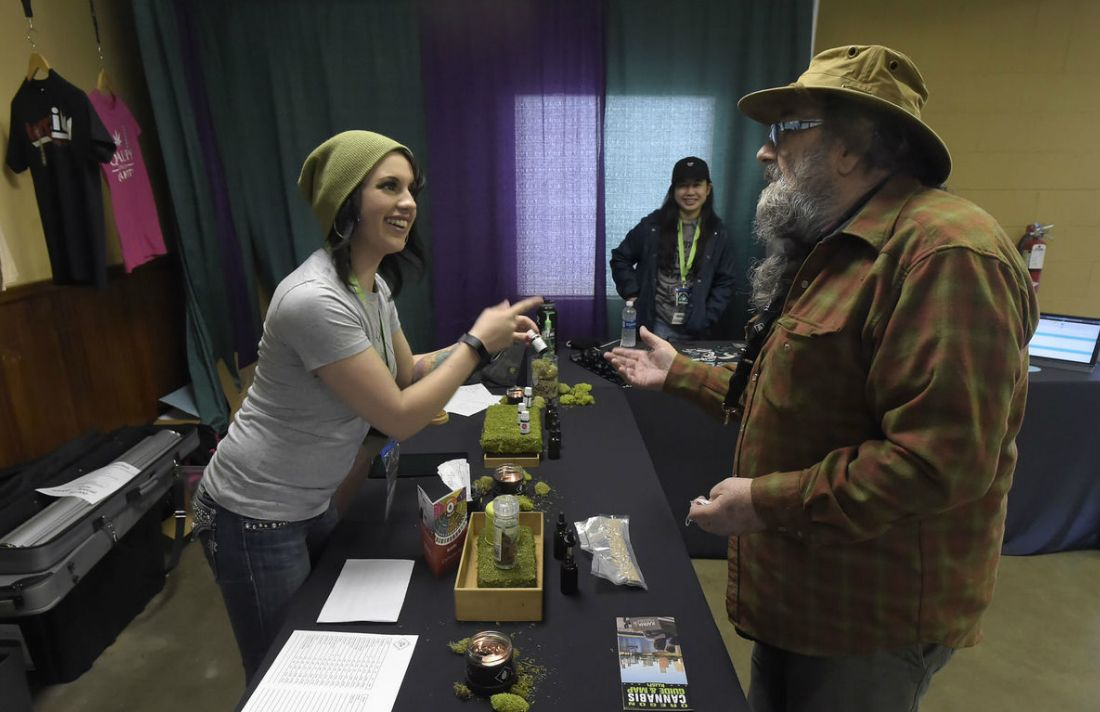 'Normalizing It:' Hemp & Cannabis Fair Continues at Fairgrounds | Cannabis Culture