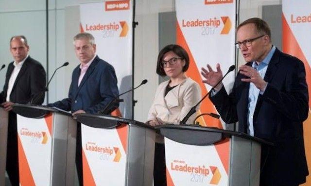 NDP blast Libs over dope - Canada News
