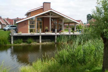 Flevohuis in Biddinghuizen Flevoland Nederland