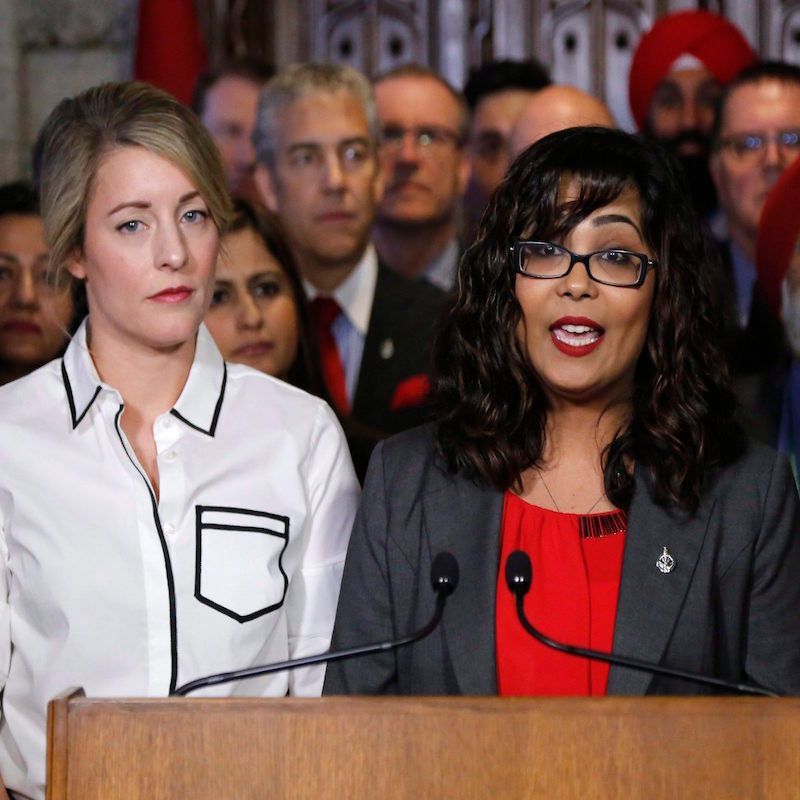 What Conservative opposition to an anti-Islamophobia motion really means - Chatelaine