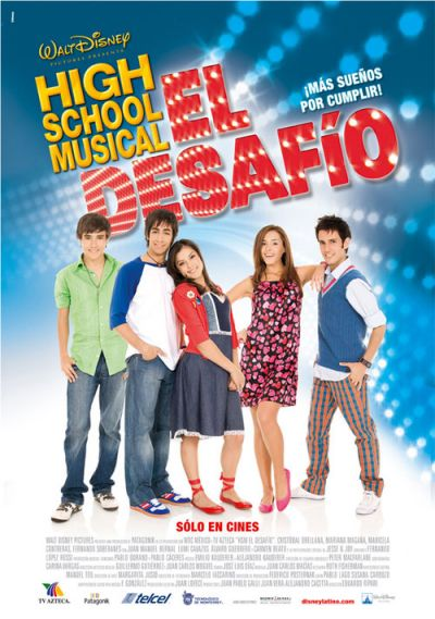 High School Musical - Autour du monde 2 : Mexique streaming vf