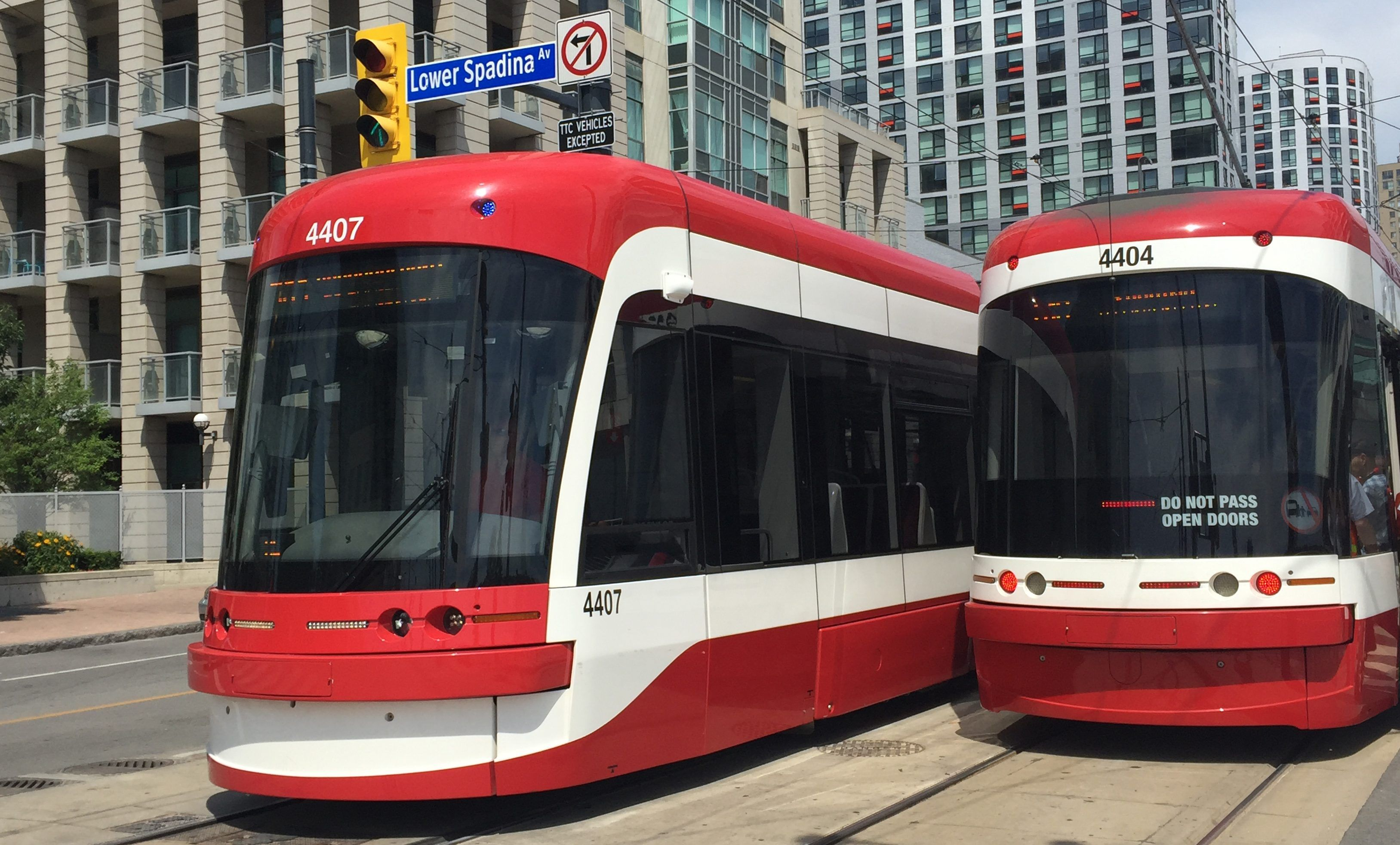 New streetcars failing much earlier than expected - CityNews