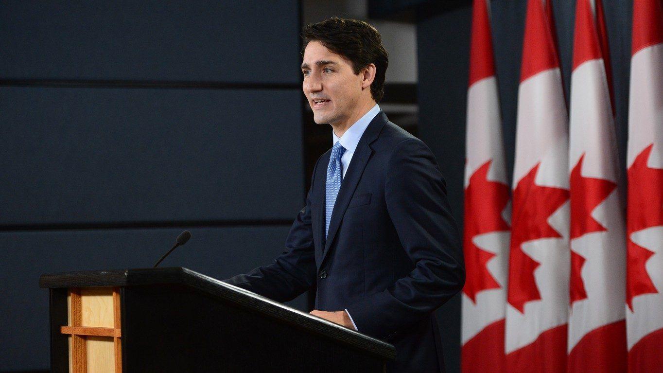 Trudeau affirms support of NATO after Trump brands alliance obsolete