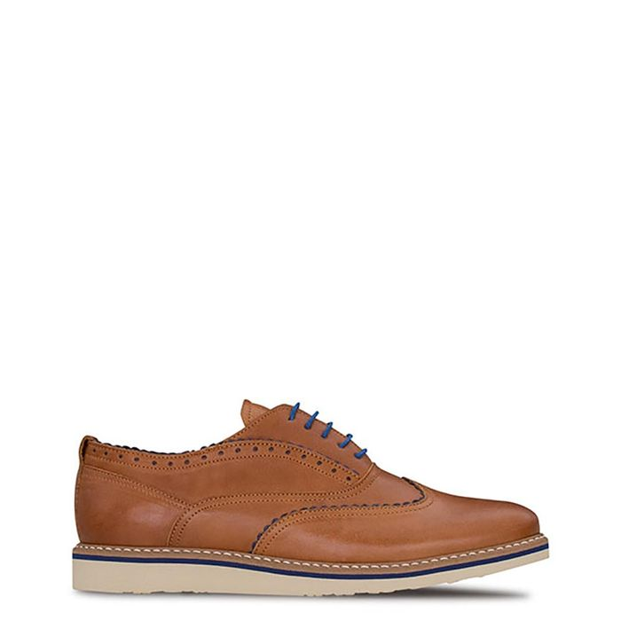 Oxfords - Brogues ανδρικά Anteos Ταμπά - Έως 3 Άτοκες Δόσεις άνω των 60€