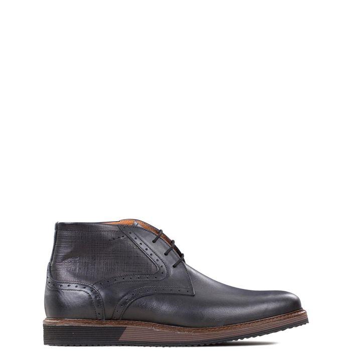 Μπότες - Μποτάκια ανδρικές Classico Uomo Μαύρο
