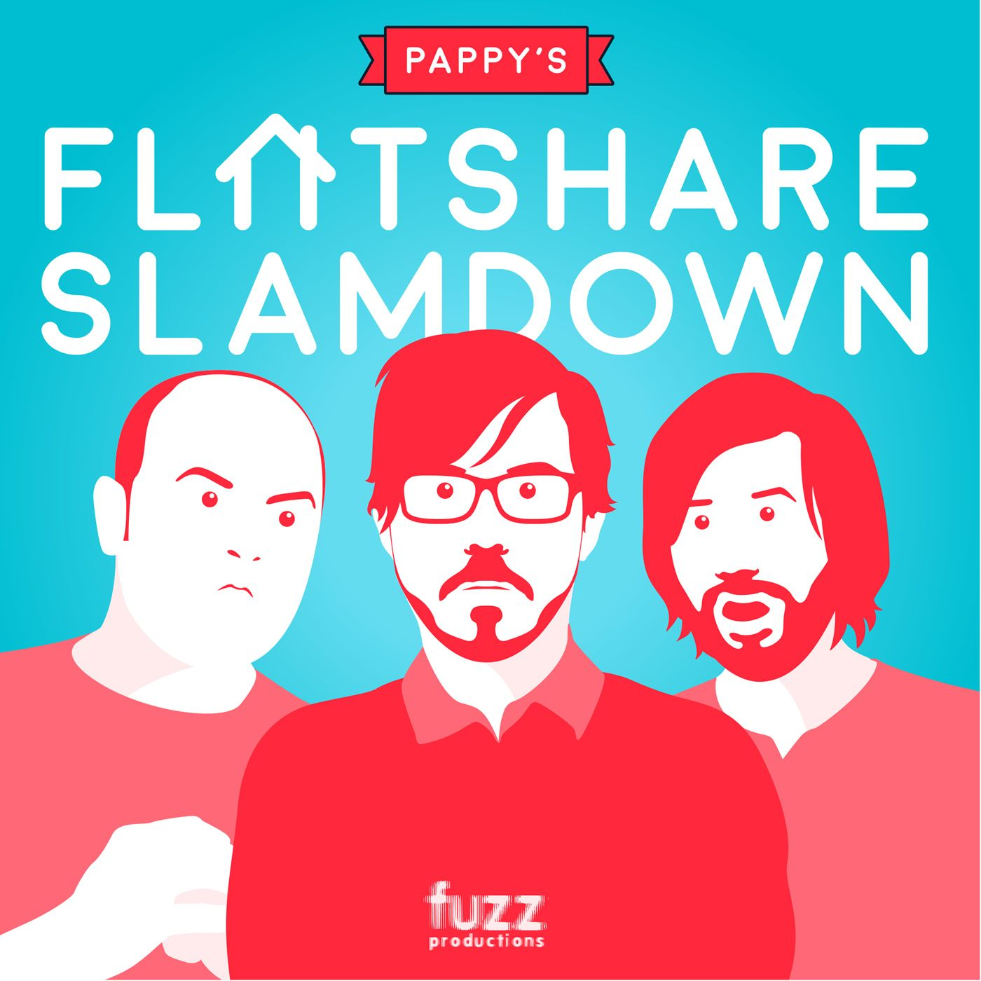 Bonus Treaty Ride: Flatshare Slamdown Series 6, Episode 4