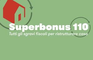 Superbonus 110, tutti gli sgravi fiscali per ristrutturare casa