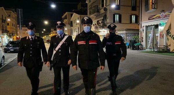 Controlli anti-Covid dei carabinieri, multa e chiusura di cinque giorni al centro estetico