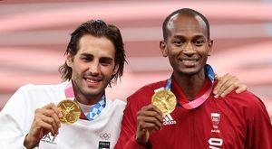 Tamberi e Barshim a Losanna, la sfida olimpica si rinnova in piazza