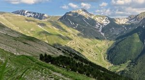 Dal santuario di Macereto a Visso nel cuore dei Sibillini, una escursione di 15 chilometri da non perdere