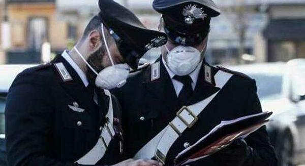 Coprifuoco ignorato, crescono i ribelli della notte: nuovi controlli e 14 multe dei carabinieri