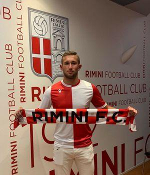 Calcio D, Christian Marietta è il nuovo portiere del Rimini