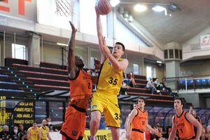 Basket C Gold, Begic passa al Corato:
