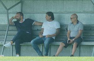 Calcio D, Tanasa si presenta al Rimini segnando da metà campo