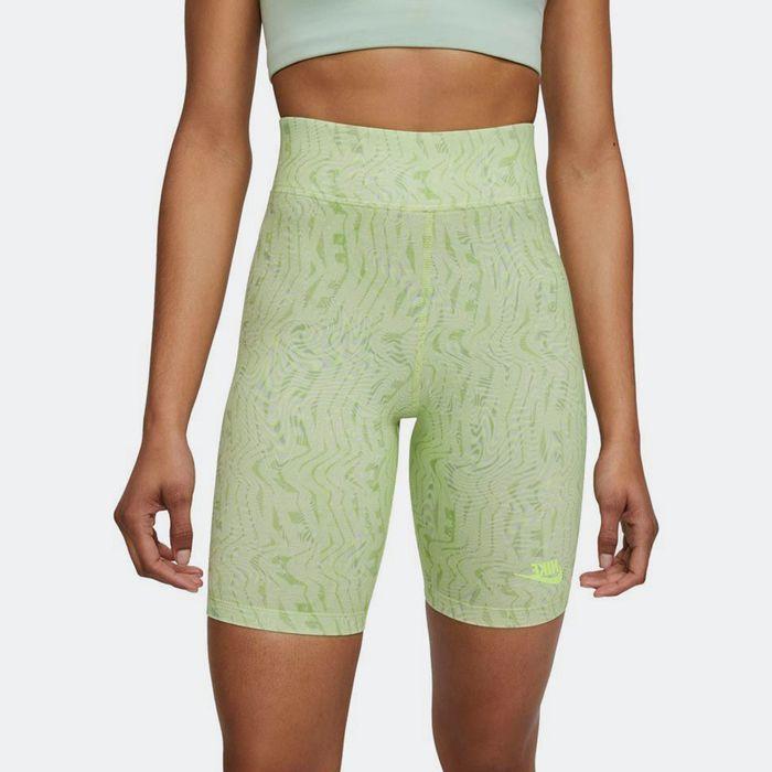 Nike Sportswear Women'S Festival Aop Biker Shorts (9000052867_45542)