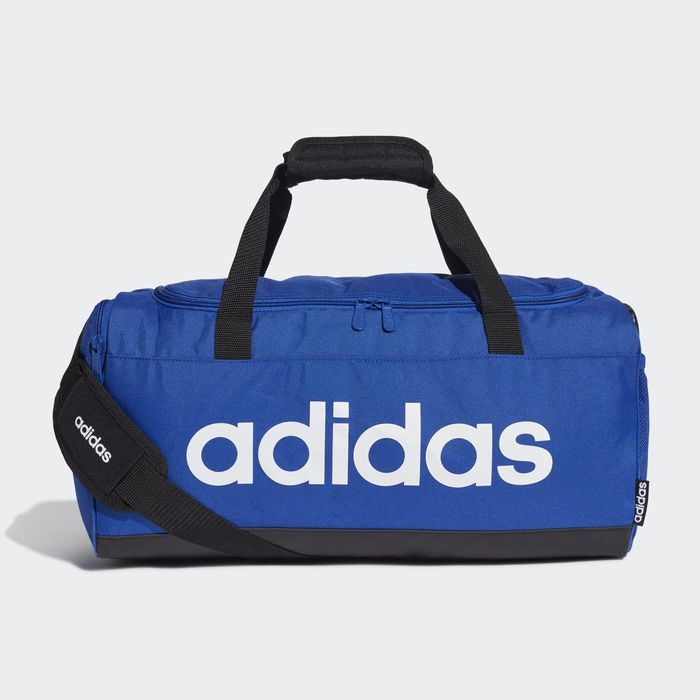 adidas Core Linear Logo Duffel Bag S Τσάντα Γυμναστηρίου (9000058241_43437)