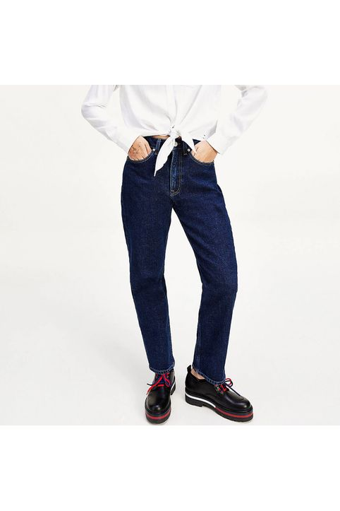 Tommy Jeans Harper High Rise Straight Γυναικείο Jeans (9000065203_49138)