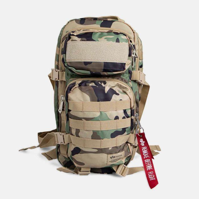 Alpha Industries Tactical Backpack Σακίδιο Πλάτης (9000064838_49100)