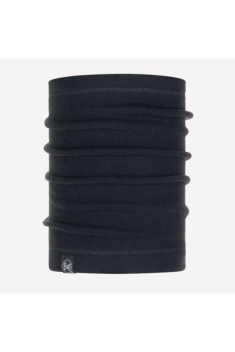 Buff Polar Neckwarmer Neckwear Solid Black (9000090580_1972)