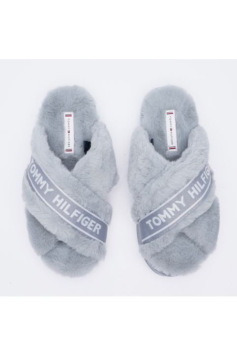 Tommy Jeans Furry Home Γυναικείες Παντόφλες (9000090152_55771)