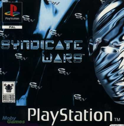 SYNDICATE WARS (1996)PSX ENG