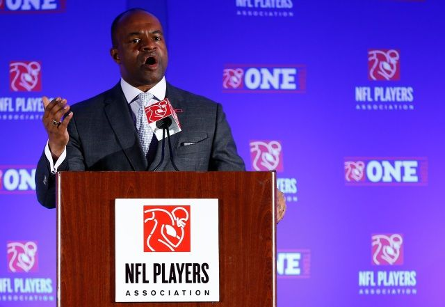 "NFLPA: Marijuana policy in NFL is ""a CBA issue, not a law-enforcement issue"""