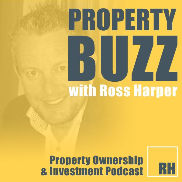 Episode 5 - Property Buzz: The Property Podcast - Ross Harper talks to TradePoint Divisional Business to Business partner, Colin Scobie
