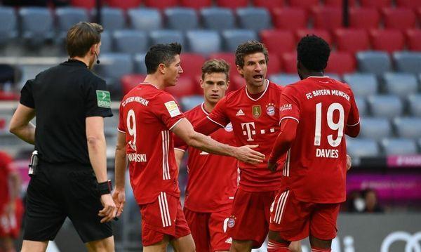Müller und Gnabry machen Bayern-Coach Flick «happy»