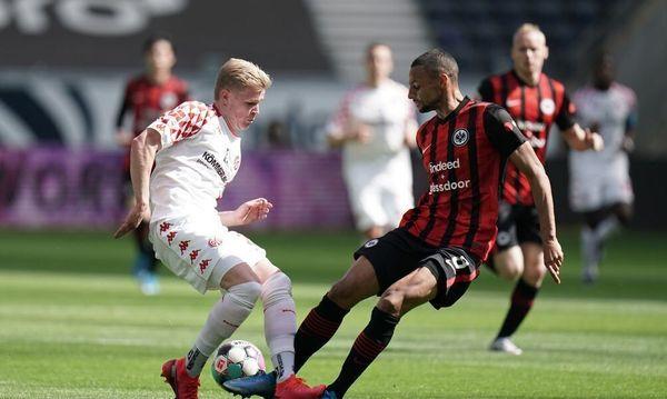 Frankfurt bangt um Champions League - FSV vor Klassenerhalt