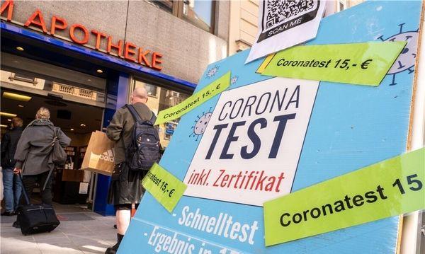 Hier gibt es noch Corona-Tests