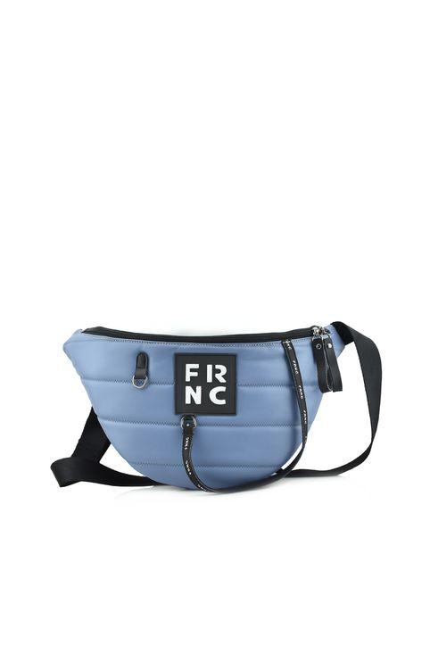 FRNC - FRANCESCO BIG CLASSIC BUMBAG - 2146 BLUE