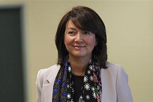 Nathalie Normandeau de retour au palais de justice