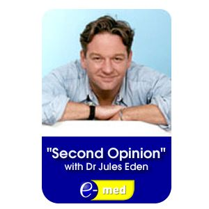 Episode 2 - Second Opinion with Jules Eden
