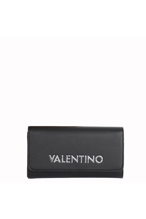 VALENTINO BAGS ΓΥΝΑΙΚΕΙΟ ΠΟΡΤΟΦΟΛΙ – Olive VPS5JM113 001 Nero