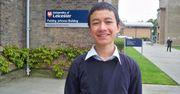 英14歲天才少年成最年輕大學教師