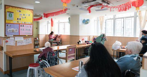 政府宣布將對院舍員工展開第五輪強制檢測