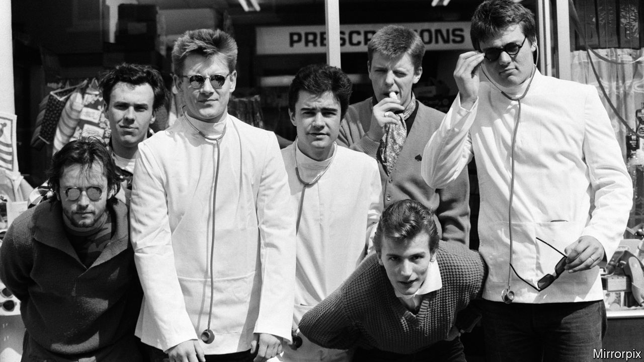 Madness produced a songbook about 20th-century British life