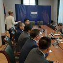 """Ministar Siniša Mali sa predstavnicima kompanije """"Huawei"""" razgovarao o saradnji"""