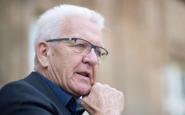 Baden-Württemberg: Ministerpräsident Kretschmann als Ministerpräsident wiedergewählt