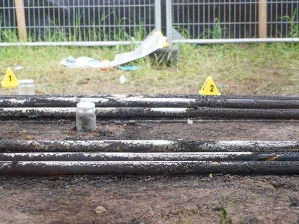 Kabelbrand bei Tesla-Fabrik in Grünheide - Bekennerschreiben auf indymedia.org taucht auf