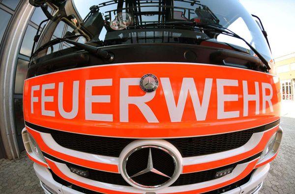 Brand in Esslingen: Feuer in Zimmer - Esslinger Zeitung