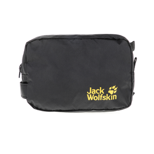JACK WOLFSKIN - Unisex τσαντάκι ALL-IN 1 POUCH POUCH EQUIPMENT μαύρο