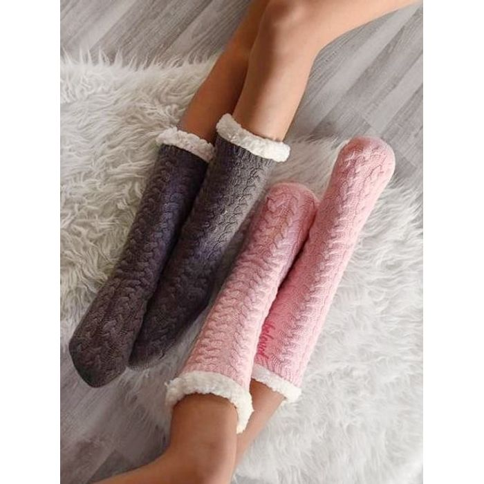 SOCKS SLIPPERS (2 COLOURS)